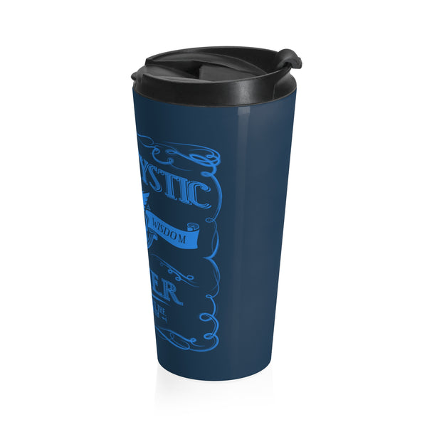 Team Mystic Trainer (Travel Mug)