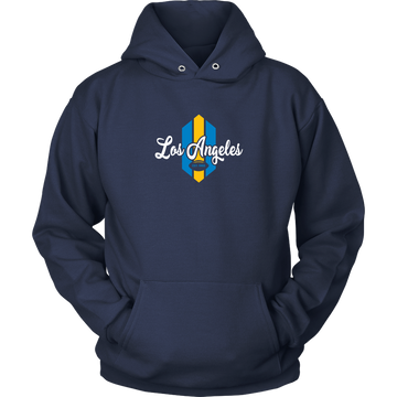LA Chargers Established (Hoodie)