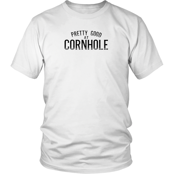 Pretty Good at Cornhole (T-Shirt)