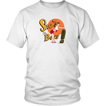 She's the Boss (T-Shirt)