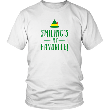 Smiling's My Favorite (T-Shirt)