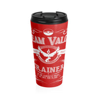 Team Valor Trainer (Travel Mug)