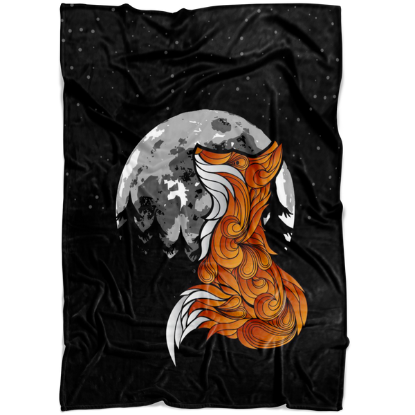 The Fox and the Moon (Blanket)