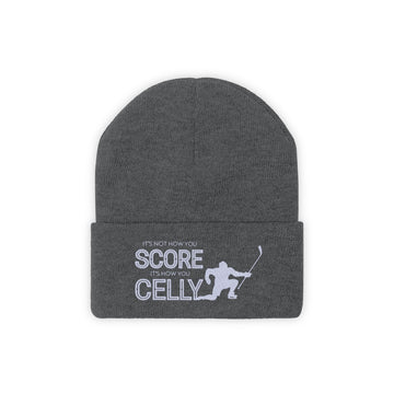 How You Celly (Knit Beanie)