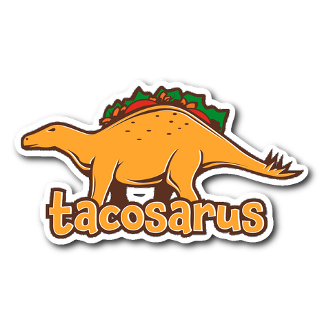 Tacosaurus (Sticker)