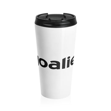 Goalie (Travel Mug)