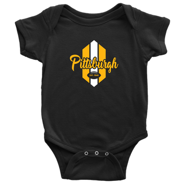 Pittsburgh Established (Onesie)