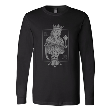 The Queen is Alive (Long Sleeve)