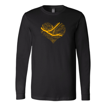 Heart of the City - Pittsburgh (Long Sleeve)