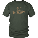 Farm Life - Cow (T-Shirt)