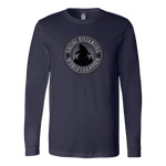 Social Distancing World Champion (Long Sleeve)