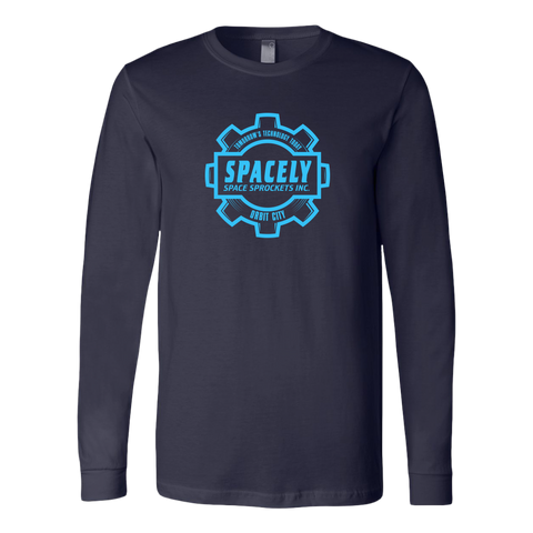 Spacely Space Sprockets (Long Sleeve)