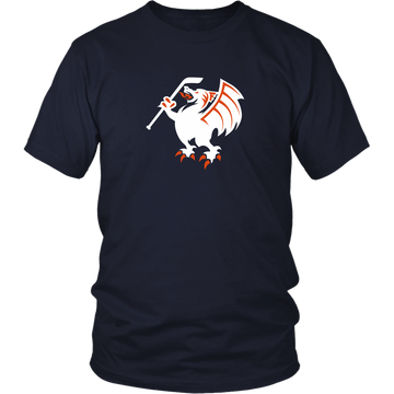 Reign Hockey - Navy (T-Shirt)