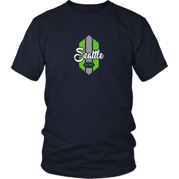 Seattle Established (T-Shirt)