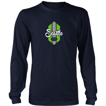 Seattle Established (Long Sleeve)