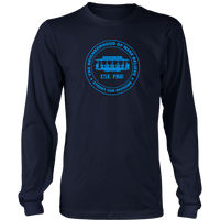 Neighborhood of Make Believe - Blue (Long Sleeve)