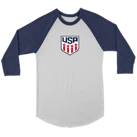 USA Go For 4  (Jersey Tee)