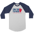 Cleveland: Earn Your Feathers (Jersey Tee)