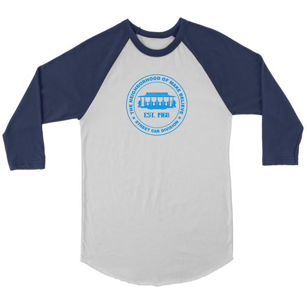 Neighborhood of Make Believe - Blue (Jersey Tee)