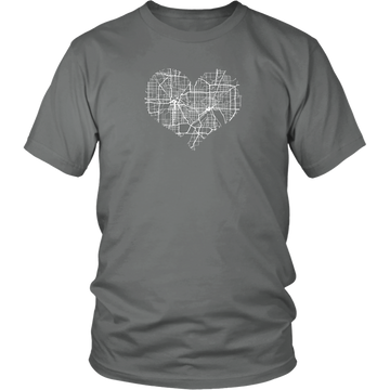 Heart of the City - Minneapolis/St. Paul (T-Shirt)