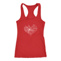 Heart of the City - LA (Racerback)