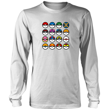 Poke Balls (Long Sleeve)