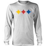 Steel City Three Star (Long Sleeve)