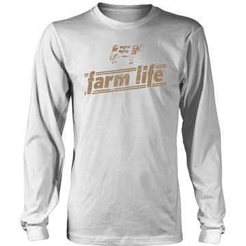 Farm Life - Cow (Long Sleeve)
