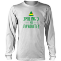 Smiling's My Favorite (Long Sleeve)