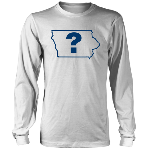 Iowa (Long Sleeve)