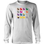 Duck, Duck, Gray Duck Returns (Long Sleeve)