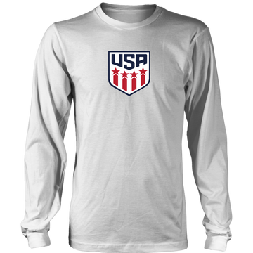 USA Go For 4 (Long Sleeve)