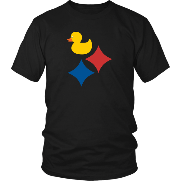 Steel City Duck (T-Shirt)