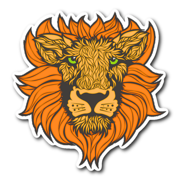 Roar On (Sticker)