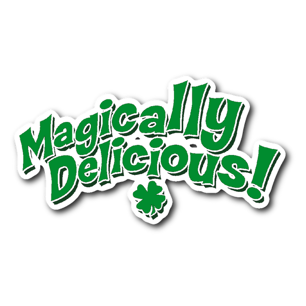 Magically Delicious (Sticker)