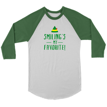 Smiling's My Favorite (Jersey Tee)