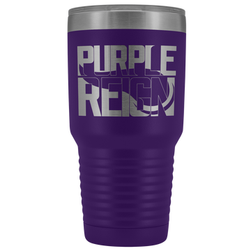 Purple Reign (Travel Mug)
