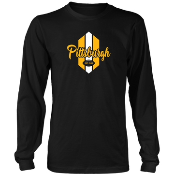 Pittsburgh Established (Long Sleeve)