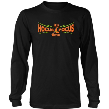 It's Hocus Pocus Time (Long Sleeve)