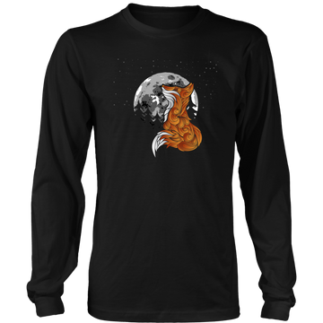 The Fox and the Moon (Long Sleeve)
