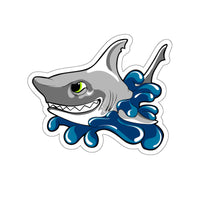 Sharky (Sticker)