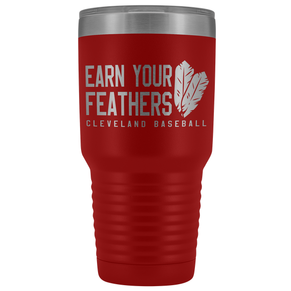 Cleveland: Earn Your Feathers (Travel Mug)