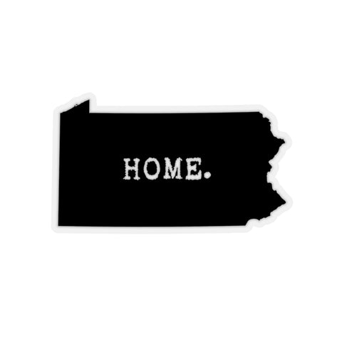 Pennsylvania Home (Sticker)