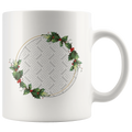 Winter Holly (Personalized Mug)