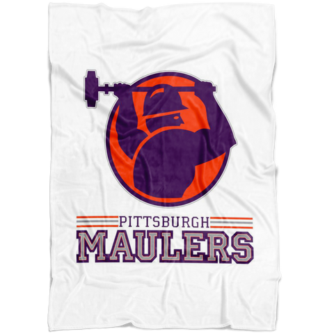 Pittsburgh Maulers (Blanket)