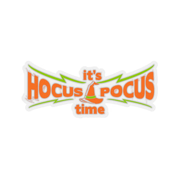 It's Hocus Pocus Time (Sticker)