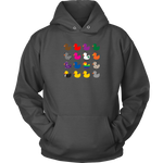 Duck, Duck, Gray Duck Returns (Hoodie)