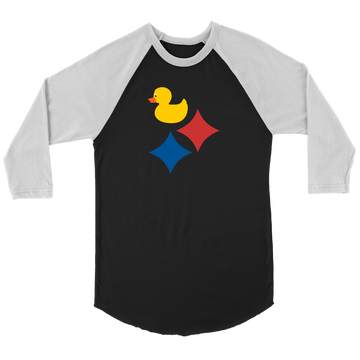Steel City Duck (Jersey Tee)