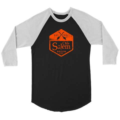 Olde Salem Broom Co. (Jersey Tee)