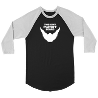 Playoff Beard (Jersey Tee)